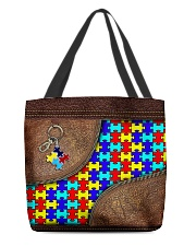 Autism Tote All-over Tote front