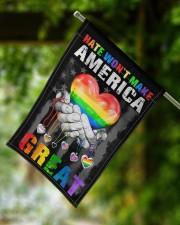 "LGBT - America Great Flag 11.5""x17.5"" Garden Flag aos-garden-flag-11-5-x-17-5-lifestyle-front-15"