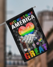 "LGBT - America Great Flag 11.5""x17.5"" Garden Flag aos-garden-flag-11-5-x-17-5-lifestyle-front-17"