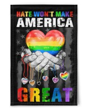 "LGBT - America Great Flag 11.5""x17.5"" Garden Flag front"
