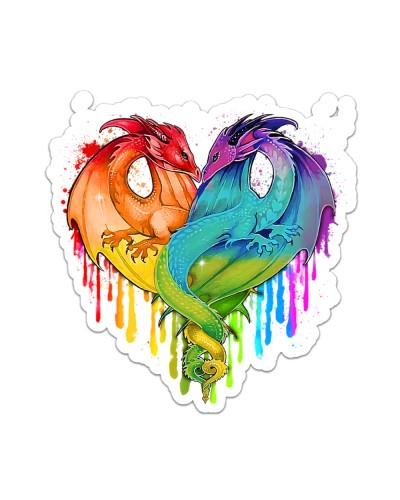 LGBT Dragon Heart St