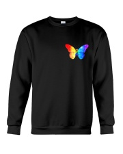 LGBT Spread The Love 2 Sides  Crewneck Sweatshirt tile