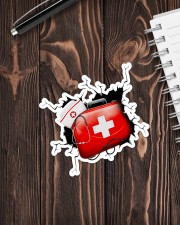 Nurse Crack Sticker - Single (Vertical) aos-sticker-single-vertical-lifestyle-front-05