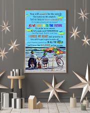 LGBT - You Will Always Be The Mircle 11x17 Poster lifestyle-holiday-poster-1