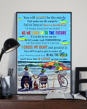 LGBT - You Will Always Be The Mircle 11x17 Poster lifestyle-poster-2