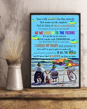 LGBT - You Will Always Be The Mircle 11x17 Poster lifestyle-poster-3