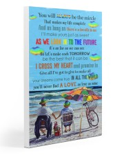 LGBT - You Will Always Be The Mircle 20x30 Gallery Wrapped Canvas Prints thumbnail