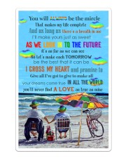 LGBT - You Will Always Be The Mircle Sticker - Single (Vertical) thumbnail