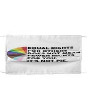 Sticker - LGBT - It's Not Pie Mask tile