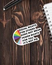 Sticker - LGBT - It's Not Pie Sticker - Single (Vertical) aos-sticker-single-vertical-lifestyle-front-05