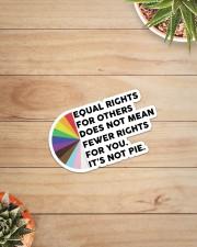 Sticker - LGBT - It's Not Pie Sticker - Single (Vertical) aos-sticker-single-vertical-lifestyle-front-07