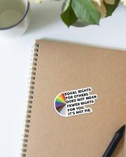 Sticker - LGBT - It's Not Pie Sticker - Single (Vertical) aos-sticker-single-vertical-lifestyle-front-16