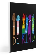 Lgbt - Be Kind v2 20x30 Gallery Wrapped Canvas Prints thumbnail