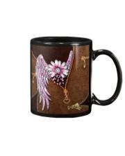 Breast Cancer Wings Mug thumbnail