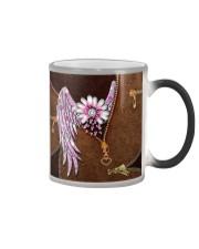 Breast Cancer Wings Color Changing Mug thumbnail