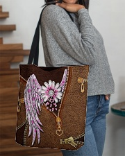 Breast Cancer Wings All-over Tote aos-all-over-tote-lifestyle-front-09