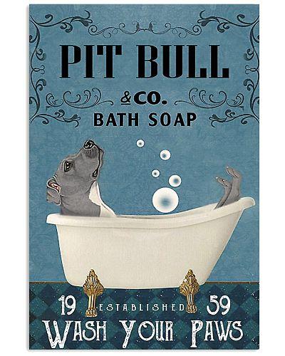 Bath Soap Company Pit bull