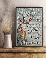 Giraffe Poster 11x17 Poster lifestyle-poster-3