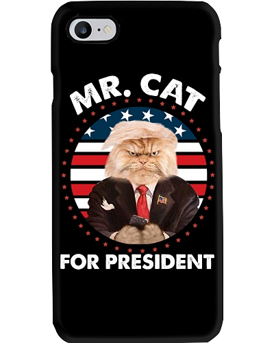 Cat - Mr Cat For President