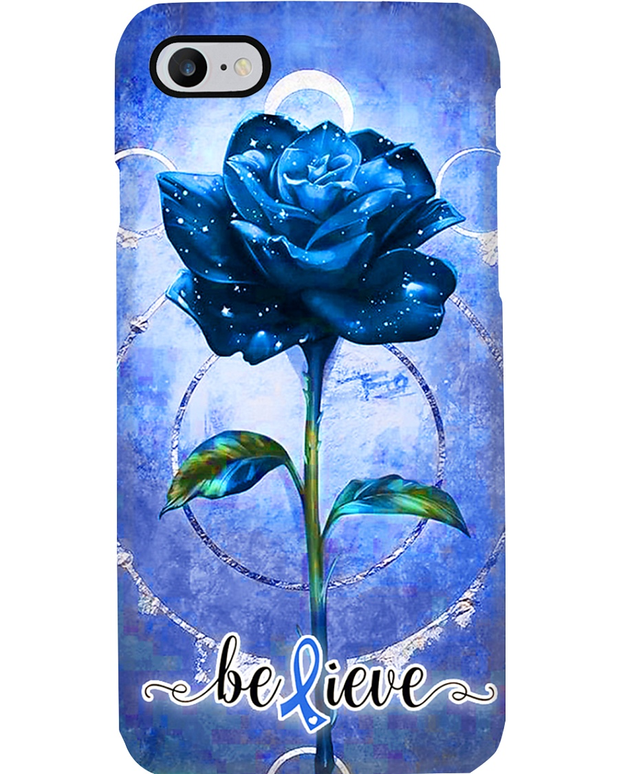 Diabetes Believing Phone Case  Phone Case