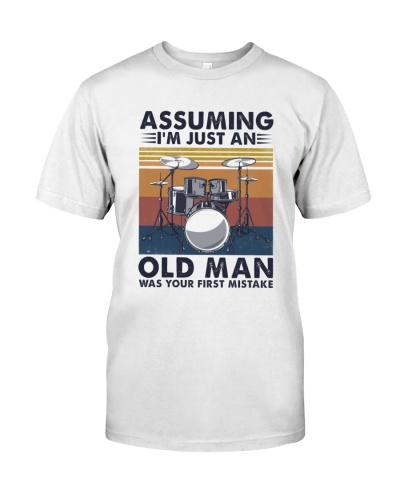 Drum - Assuming Im Just An Old Man