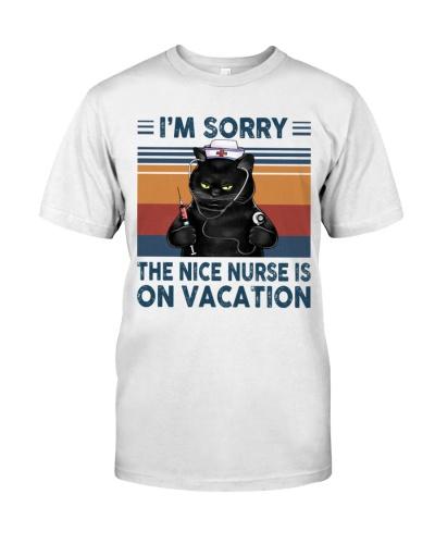 Nurse - The Nice Nurse Is On Vacation