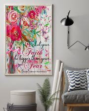 Bc - Let Your Faith  11x17 Poster lifestyle-poster-1