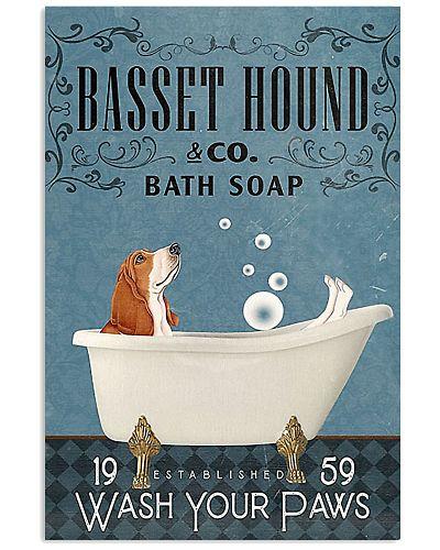 Bath Soap Company Basset Hound