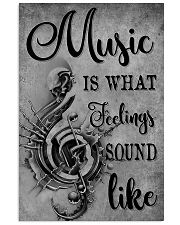 Music Is What Poster 15 11x17 Poster front