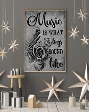 Music Is What Poster 15 11x17 Poster lifestyle-holiday-poster-1