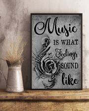 Music Is What Poster 15 11x17 Poster lifestyle-poster-3