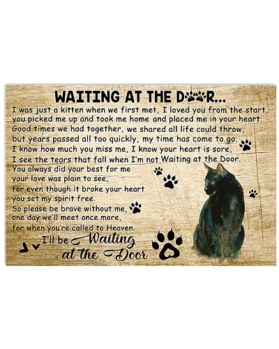 Cat - Waiting At The Door
