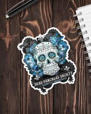 Diabetes Dead Pancreas Society St Sticker - Single (Vertical) aos-sticker-single-vertical-lifestyle-front-05