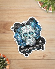 Diabetes Dead Pancreas Society St Sticker - Single (Vertical) aos-sticker-single-vertical-lifestyle-front-07