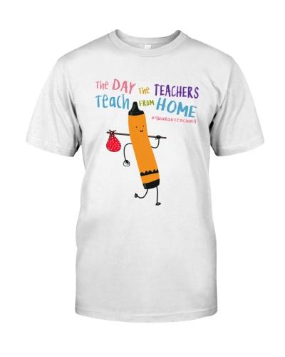 Teacher - The Day The Teachers Teach From Home 15