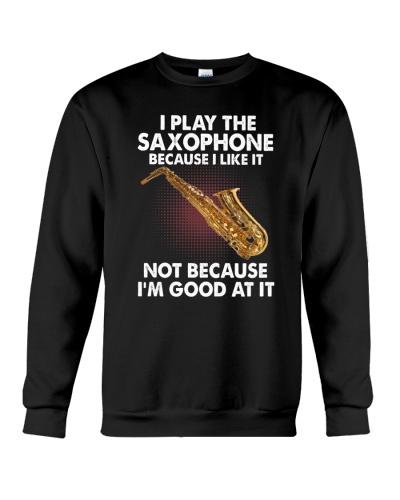 I Play The Saxophone