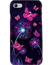 BC - Midnight Dandelion Butterflies  Phone Case i-phone-7-case