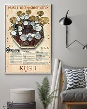 Drum Set Time Machine 11x17 Poster lifestyle-poster-1