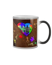 Autism - Different Not Less Color Changing Mug thumbnail