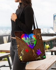 Autism - Different Not Less All-over Tote aos-all-over-tote-lifestyle-front-04