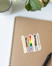 Lgbt - Be Kind Sticker - Single (Vertical) aos-sticker-single-vertical-lifestyle-front-16