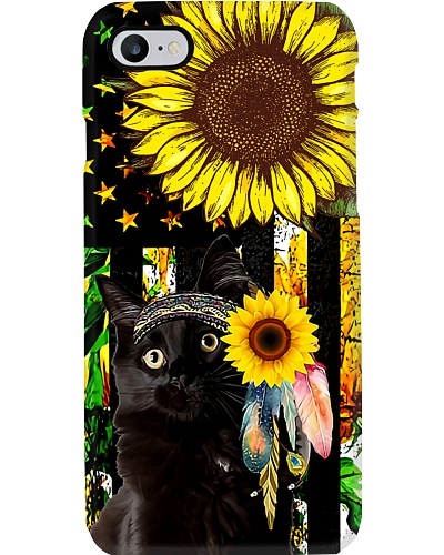 Black Cat Sunshine