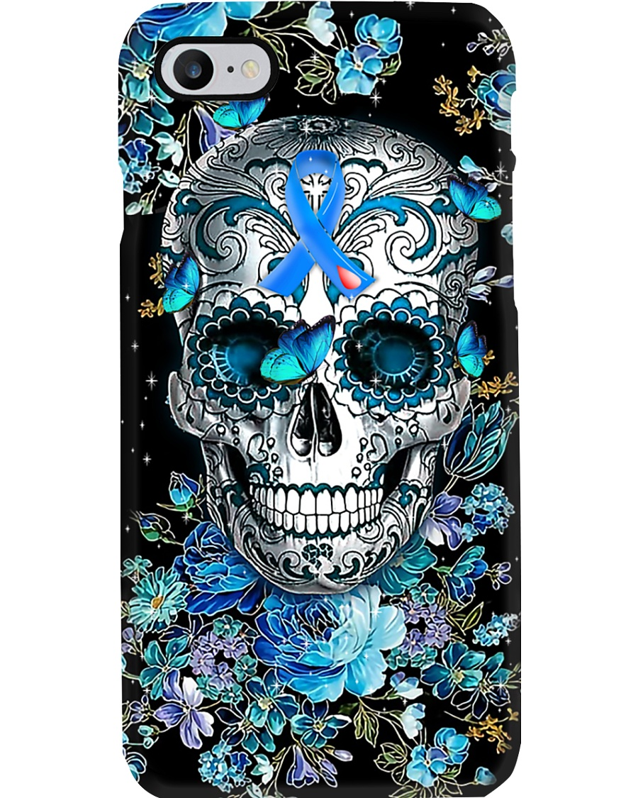 Diabetes - Day Of The Dead Phone Case