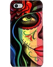 LGBT Tattoo Girl Phone Case i-phone-8-case