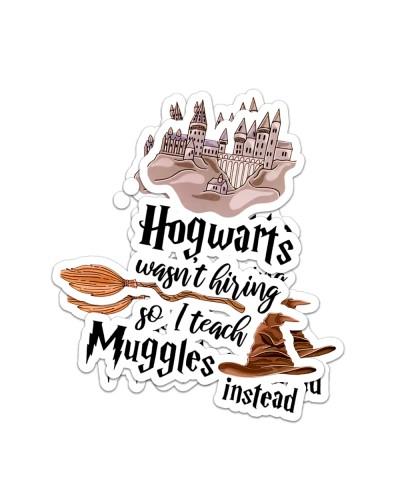 Teacher - I Teach Muggles