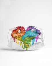 LGBT Dragons  KT Cloth face mask aos-face-mask-lifestyle-22