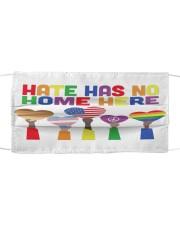 LGBT - Hate - No Home - Magnet custom Cloth face mask thumbnail