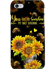 Bee You Are My SunShine  Phone Case i-phone-8-case