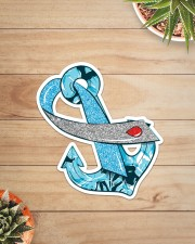 Diabetes Anchor Sticker Sticker - Single (Vertical) aos-sticker-single-vertical-lifestyle-front-07
