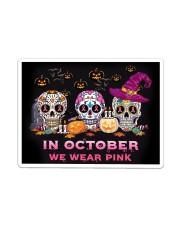 In October We Wear Pink Sy Sticker tile